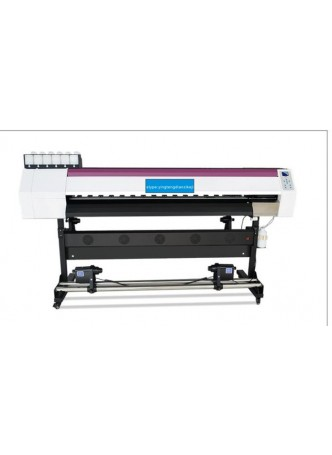 1.6 eco-solvent waterbased printer with DX5 high precision faster 20㎡/h